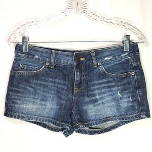 Aeropostale | Distressed Jean Shorts Size 1/2